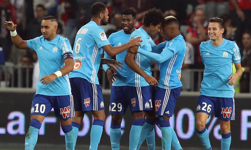 Ligue 1: «Διπλά» για Μαρσέιγ και Λιλ!