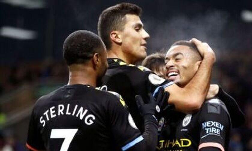 Premier League: Επιστροφή στις νίκες για Μάντσεστερ Σίτι (highlights)