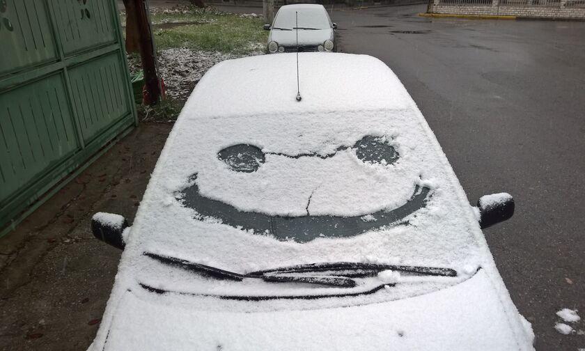 Καιρός: Αισθητή πτώση της θερμοκρασίας και χιονόπτωση την Τετάρτη (4/12)