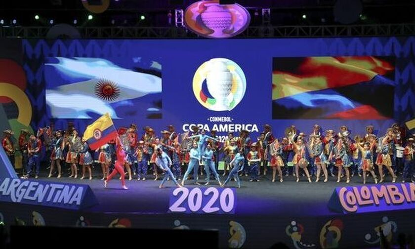 Copa America: Η κλήρωση των δυο ομίλων