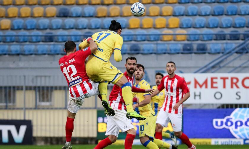 Αστέρας Τρίπολης-Πλατανιάς 3-2: Πρόκριση στην παράταση (highlights)