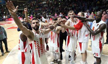 EuroLeague: Πρόστιμο στον Ερυθρό Αστέρα για τα... χρονόμετρα