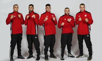 Πυγμαχία: Στη Σπάρτη για το Πανελλήνιο Πρωτάθλημα ο Ολυμπιακός!