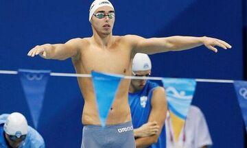 Ευρωπαϊκό κολύμβησης: Προκρίθηκαν στον τελικό οι Βαζαίος και Χρήστου