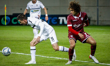 ΑΕΛ - Καλαμάτα 1-0: Το εισιτήριο στη «Μαύρη Θύελλα»! (highlights)