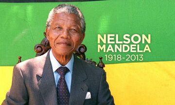 Όταν ο Νέλσον Μαντέλα έφυγε για το μεγάλο ταξίδι