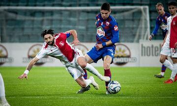 Βόλος - Πανσερραϊκός 1-1 (4-2): Πρόκριση στα πέναλτι (highlights)