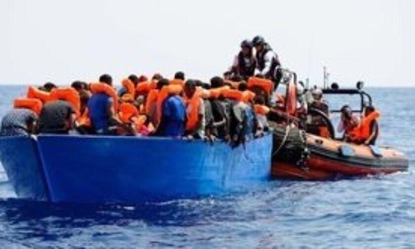 Ναυάγιο με 62 πνιγμένους μετανάστες στη Μεσόγειο