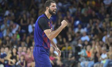 EuroLeague: Υποψήφιος για την ομάδα της δεκαετίας ο Μίροτιτς (vid)