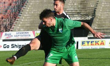 Λεβαδειακός - Εργοτέλης 1-0: Τρίτη εντός έδρας νίκη για την ομάδα της Λιβαδειάς