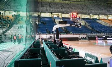 Παναθηναϊκός - Ολυμπιακός: «Ντου» Παναθηναϊκών στο ΟΑΚΑ