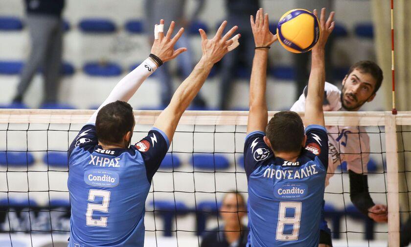 Το πρόγραμμα σε Volley League Ανδρών και Γυναικών