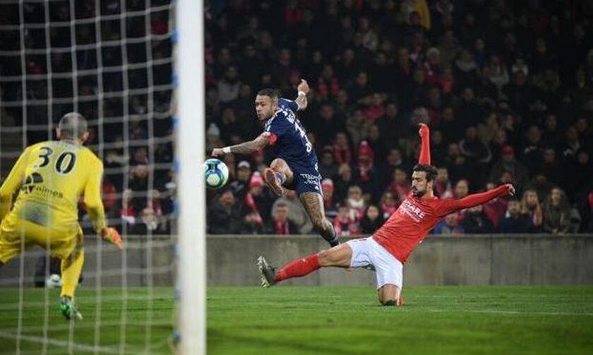 Ligue 1: Άνετο διπλό η Λιόν