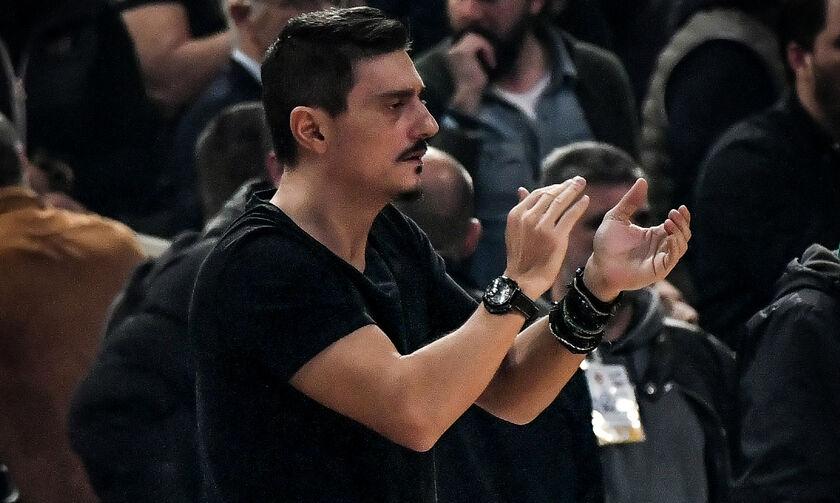 Γιαννακόπουλος: «Φανταστικό παιχνίδι, κέρδισε ο καλύτερος»