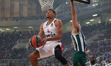 Με τρομερό Μπάλντγουϊν το TOP-10 της EuroLeague (vid)