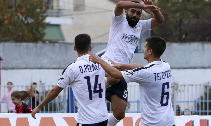 Καλαμάτα - Τρίκαλα 0-1: Στην κορυφή με πέναλτι του Ριζογιάννη στο 94΄ (highlights, βαθμολογία)