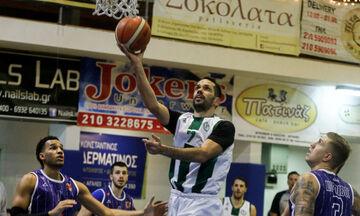 Α2 μπάσκετ: Δέκα με τόνο ο Χαρίλαος Τρικούπης!