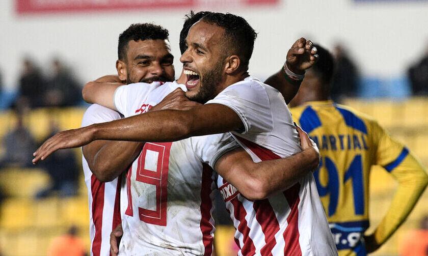 Παναιτωλικός – Ολυμπιακός 0-3: Περίπατος στο Αγρίνιο με «κίλερ» Ελ Αραμπί