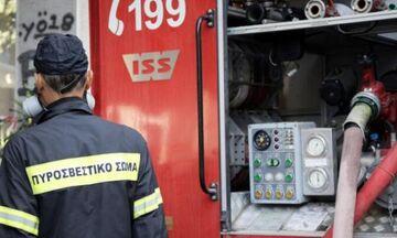 Μυτιλήνη: Νεκρός ηλικιωμένος από φωτιά στο σπίτι του