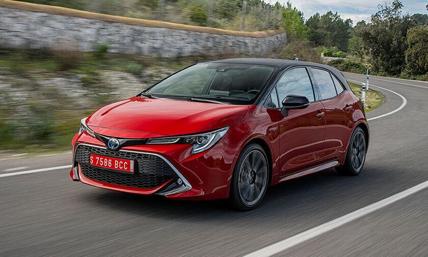 Πρώτο σε πωλήσεις παγκοσμίως το Toyota Corolla