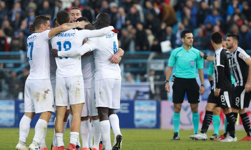 Λαμία - ΟΦΗ 2-1: Τα highlights του αγώνα