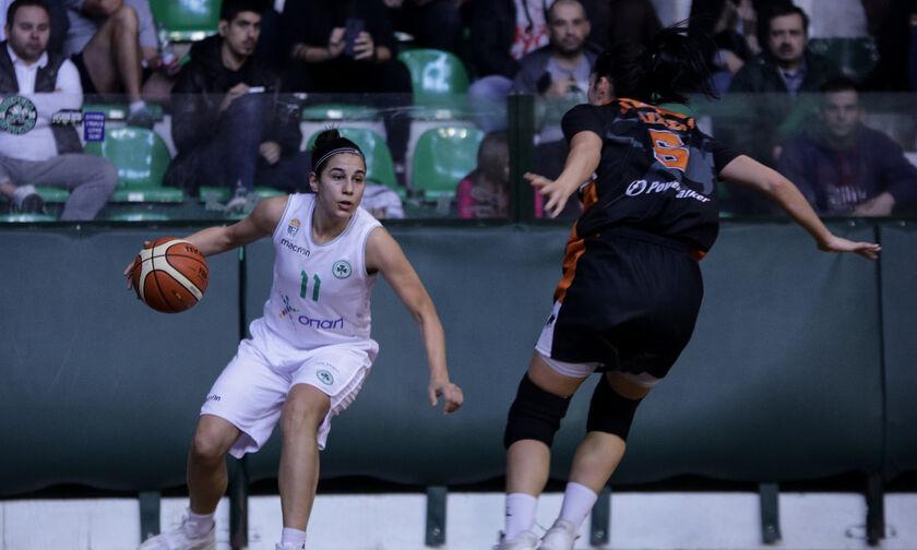 Α1 γυναικών μπάσκετ: Προχώρησαν με νίκες Χανιά και ΠΑΟ