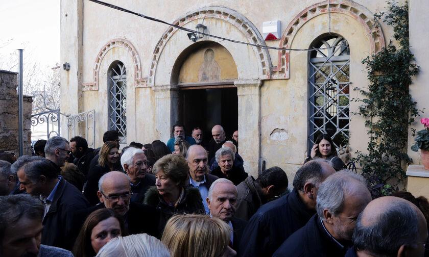 Το Μνημόσυνο για την Ειρήνη Νικολαΐδου (pics)