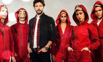 «La Casa de Papel»: Ανακοινώθηκε η ημερομηνία κυκλοφορίας της τέταρτης σεζόν! (vid)
