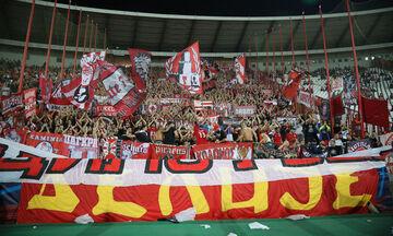 Το καλωσόρισμα της Θύρας 7 στους Σέρβους (pic)