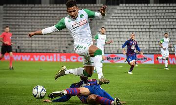 Bόλος- Παναθηναϊκός 1-1: Τα highlights του αγώνα