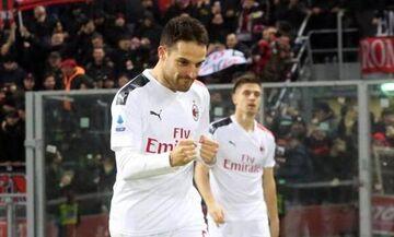 Serie A: Διπλό στη Μπολόνια η Μίλαν