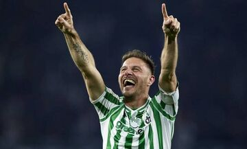 La Liga: Με σούπερ Χοακίν η Μπέτις, δεύτερη νίκη η Λεγανές, «γκέλα» για Σεβίλλη (highlights)