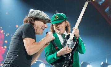 Θα κυκλοφορήσει νέο άλμπουμ των AC / DC