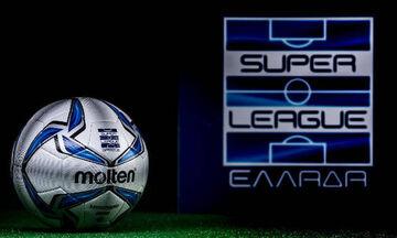 Superleague: Ορίζονται οι αγώνες 17ης – 26ης αγωνιστικής