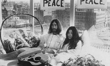 Το μήνυμα της Γιόκο Όνο για την συμπλήρωση 39 χρόνων από την δολοφονία του Τζον Λένον (pics)
