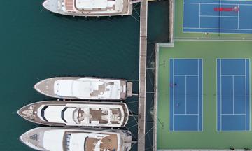 Ολυμπιακός: Λειτουργεί ακαδημίες τένις στον Πειραιά (vid)