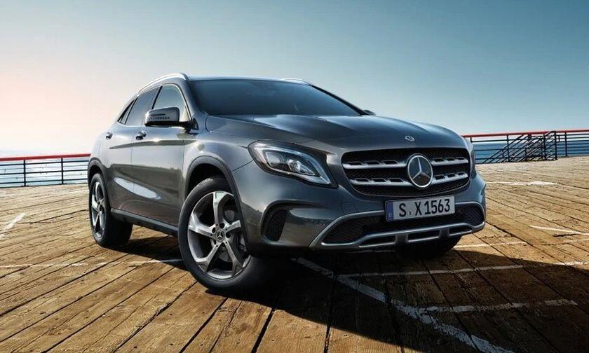 Το επίσημο σκίτσο της νέας Mercedes GLA (pic)