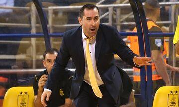 Άρης: Νέος προπονητής ο Καμπερίδης
