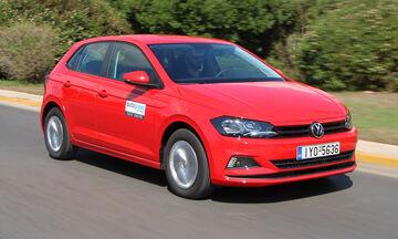 Το νέο VW Polo με στάνταρ Multi Collision Brake!