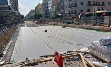 Θεσσαλονίκη: Σε κυκλοφορία το νότιο τμήμα της οδού «Ελ. Βενιζέλου»