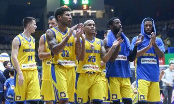 Basketball Champions League: Κόντρα στη Γκαζιαντέπ το Περιστέρι