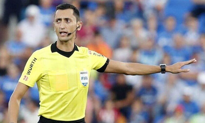 Europa League: Ο Τριτσώνης παρατηρητής στον διαιτητή του... Ολυμπιακός - ΠΑΟΚ