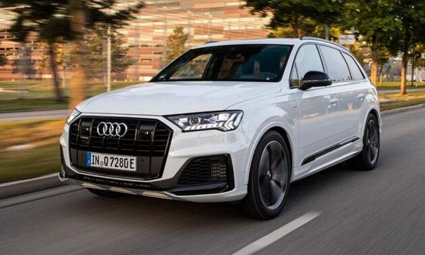 Το νέο Audi Q7 TFSI e quattro! (pics)