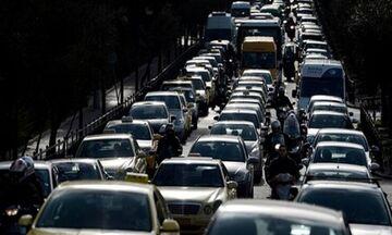 Κυκλοφοριακό κομφούζιο στο δρόμο για το «Γ. Καραϊσκάκης»