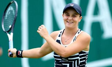 WTA: Κορυφαία τενίστρια του 2019 η Μπάρτι