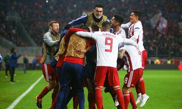 Και η Μπασακσεχίρ στους «16» υποψήφιους αντίπαλους του Ολυμπιακού στο Europa League