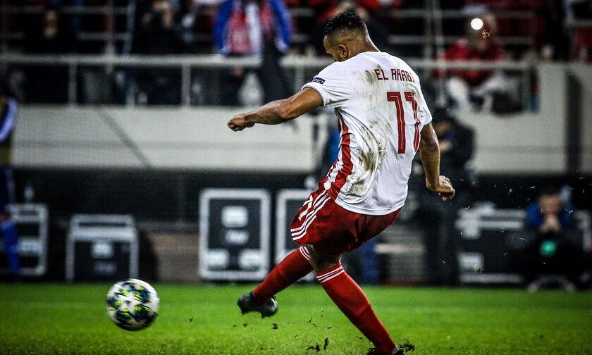 Ελ Αραμπί:«Μπορούμε να πάμε μακριά στο Europa League»