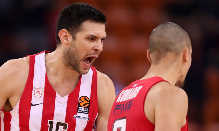 EuroLeague: Ολυμπιακός με δύσκολη αποστολή στη Μαδρίτη
