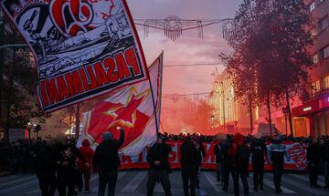 Θύρα 7 - Delije: Εντυπωσιακό βίντεο από την πορεία στην Αθήνα