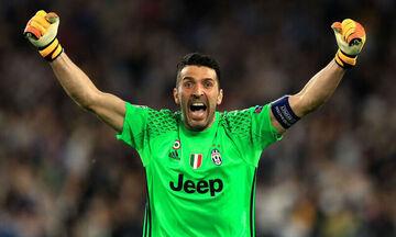 Γιουβέντους: Μπουφόν, ο δεύτερος γηραιότερος παίκτης στην ιστορία του Champions League